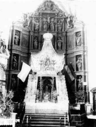 Ceremonia y r brica de la iglesia espa ola monumento de - Parroquia santa catalina la solana ...